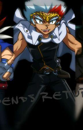 Legends Return by RyugaDragonEmperor
