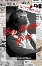Boy Meets Girl (NCT Taeyong) by jae_brb
