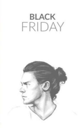 Black Friday - H.S. by kaythewriter