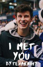 I met you (part 1) od texabooks