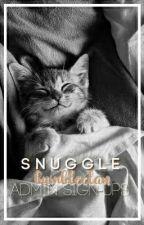 ' SNUGGLE ' ; bumbleclan admin sign-ups by BumbleClan