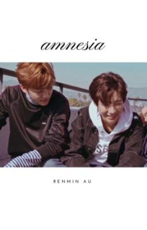 amnesia || renmin au by sparklehyuck