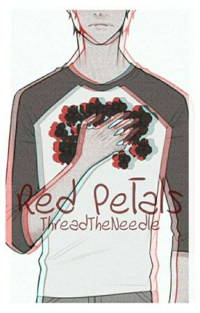Red Petals 《Klance》 by ThreadTheNeedle