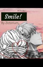 Smile! || The Disastrous Life of Saiki.K ||  {Saiki x Reader} by Zictorium