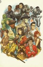 Fallout 4 character x reader oneshots by lps123play