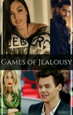 Games of Jealousy (BG Fanfiction) by Delia117