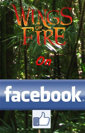 Wings Of Fire on FACEBOOK by SilverMoonFang