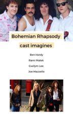 Bohemian Rhapsody cast imagines  by LexiBrooklyn