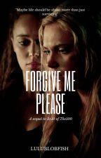 Forgive Me Please by lulublobfish