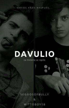 Davulio by 5EggosOfBully