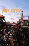 sin city ; phil wenneck cover