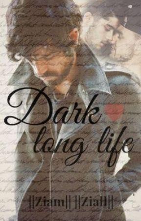Dark long life ||Ziam|| ||Ziall|| by LevannaAe