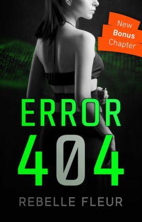 Error 404 by RebelleFleur00