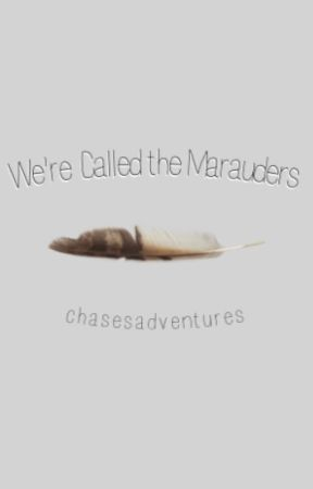 We're Called The Marauders by chasesadventures
