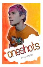 oneshots ─( a. knight ) by betterdemons