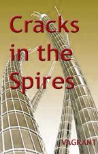 Cracks in the Spires by Adegrandis