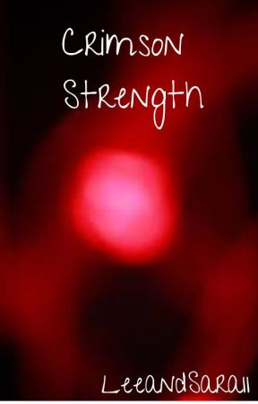 Crimson Strength - The Gifted by LeeandSara11