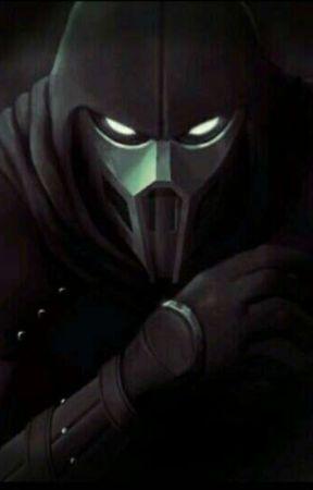 sombra: el nuevo héroe by Loyolav
