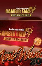 GEL GAMBIR EMAS by FaizGambirEmas