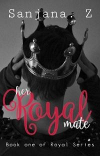 Her Royal Mate  cover