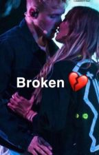 Jerika - Broken 💔 by booksbytasha