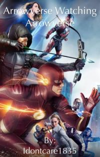 Arrowverse watching Arrowverse cover