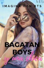 Imagina con BTS 💋 | Bagatan Boys...Y una chica? by Iimaginas123
