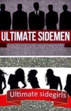 The sidemen vs The sidegirls. by TheSirenFF