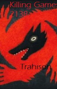 Loups Garous  :Trahison cover