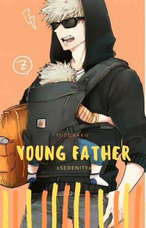 YOUNG FATHER [𝕋𝕆𝔻𝕆𝔹𝔸𝕂𝕌] by angieserenity