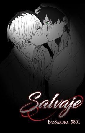 Salvaje [Tododeku] [30 Días de OTP R-18] by Sakura_9801