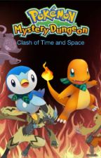 Pokemon Mystery Dungeon: Clash of Time and Space by GoomyLover