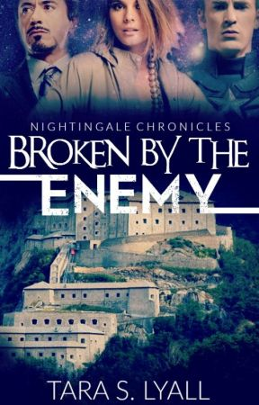 Broken by the Enemy    Captain America    Book 3 by Marvel_Mockingjays