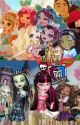 Monster High Meets Ever After High!  by