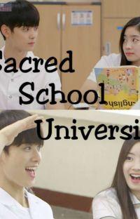 Sacred School University (School Of Demons) cover