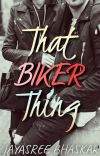 That Biker Thing cover