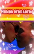 hamor berdadero ( Ozuna x Bad bunny ) by Lacreationbb