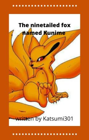 The Ninetailed Fox Named Kunime . by VenusGriffin_333