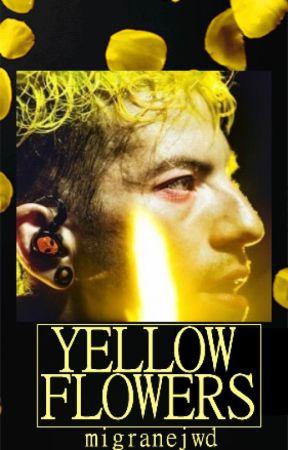Yellow Flowers ↬ Josh Dun by migranejwd