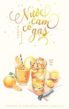 (HOÀN) NƯỚC CAM CÓ GAS/ NƯỚC SODA CAM by selenaDO95