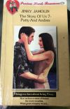 THE STORY OF US: PATTY AND ANDRES (published under PHR2370)  COMPLETED cover