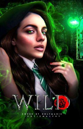 WILD ━❀ Hermione Granger. by -CUTIEMALF0Y