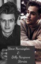 Steve Harrington & Billy Hargrove Stories. by JustaWriterofThings