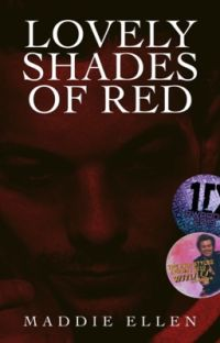 LOVELY SHADES OF RED | 1 cover