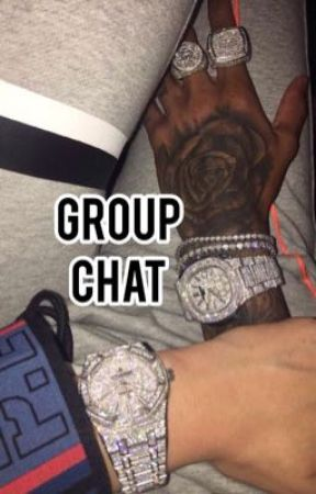 Groupchat | ybn  by Rayans_Room