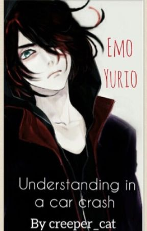 Understanding in a car crash // yurio by creeper_cat