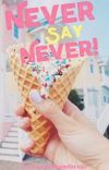Never Say Never!  cover