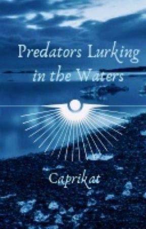 Predator Lurking in the Waters by Caprikat