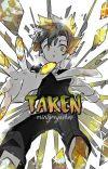 Taken - Katekyo Hitman Reborn cover