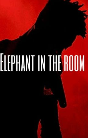 Elephant in the room// by unrulythot